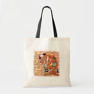 Gustav Klimt - Fulfillment Tote Bags