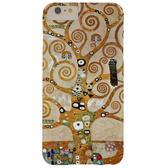 Gustav Klimt Golden Tree of Life with Bird Barely There iPhone 6 Plus Case