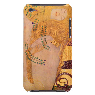 Gustav Klimt Hydra Mermaid Vintage iPod Touch Case