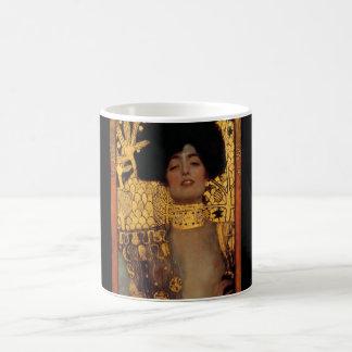 Gustav Klimt Judith And The Head Of Holofernes Coffee Mug
