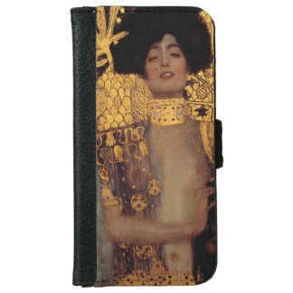 Gustav Klimt Judith And The Head Of Holofernes iPhone 6 Wallet Case