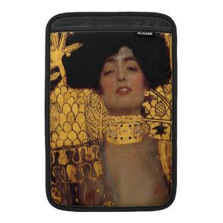 Gustav Klimt Judith And The Head Of Holofernes MacBook Air Sleeve