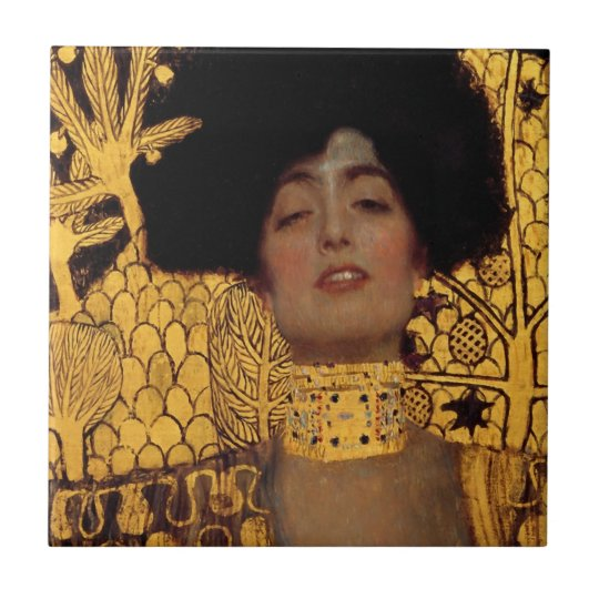 Gustav Klimt Judith And The Head Of Holofernes
