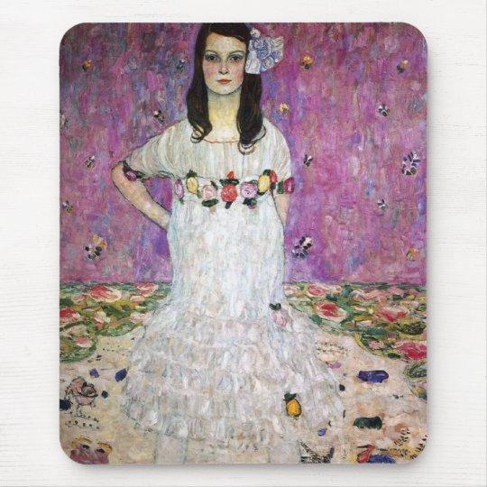 Gustav Klimt Mada Primavesi Mouse Pad