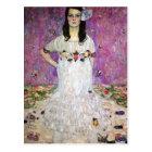 Gustav Klimt Mada Primavesi Postcard