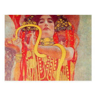 Gustav Klimt - Medizin Postcards