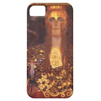 Gustav Klimt Minerva Pallas Athena iPhone 5 Cover
