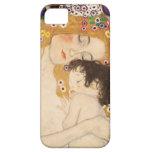 Gustav Klimt Mother And Child iPhone 5 Case