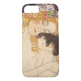 Gustav Klimt Mother And Child iPhone 7 Case