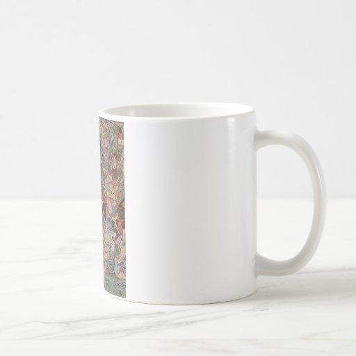 Gustav Klimt Coffee Mugs