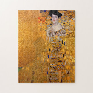 Gustav Klimt Portrait Jigsaw Puzzle