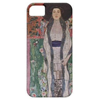 Gustav Klimt Portrait of Adele Bloch-Bauer II Barely There iPhone 5 Case