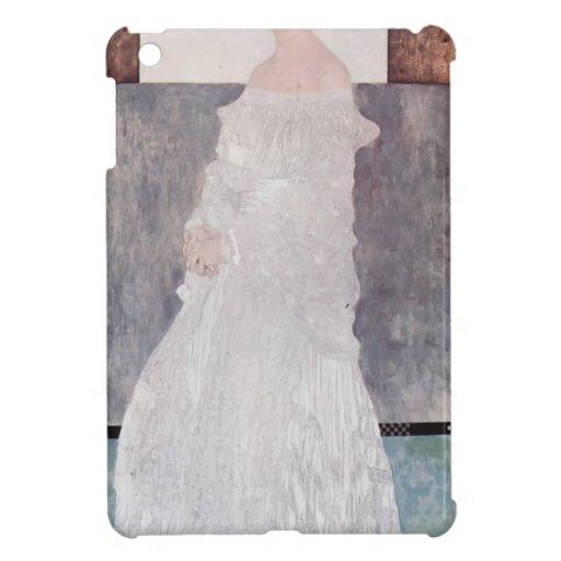 Gustav Klimt- Portrait of Margaret Wittgenstein Cover For The iPad Mini