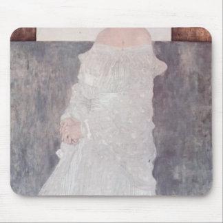 Gustav Klimt- Portrait of Margaret Wittgenstein Mouse Pad