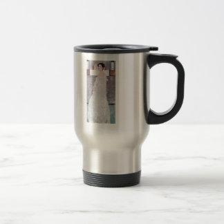 Gustav Klimt- Portrait of Margaret Wittgenstein Coffee Mugs
