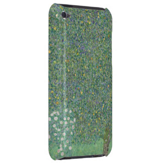 Gustav Klimt - Rosebushes under the Trees Barely There iPod Cover