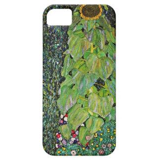 Gustav Klimt Sunflower iPhone 5 Cover