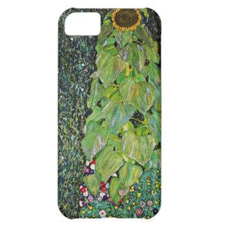 Gustav Klimt Sunflower iPhone 5C Case