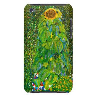 Gustav Klimt Sunflower iPod Touch Case