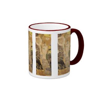 Gustav Klimt ~ The Hydra Ringer Mug