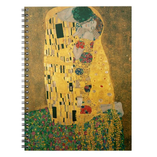 Gustav Klimt The Kiss Art Nouveau Jugendstil Gold