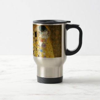Gustav Klimt The Kiss Art Nouveau Mug