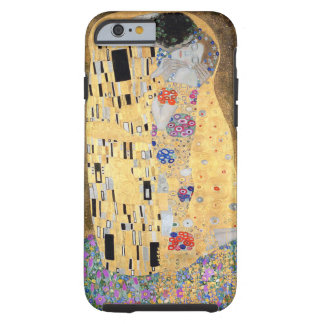 Gustav Klimt The Kiss Tough iPhone 6 Case