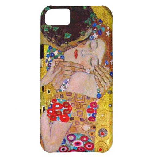 Gustav Klimt the Kiss iPhone 5C Covers