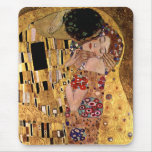 Gustav Klimt: The Kiss (Detail) Mouse Pad