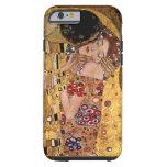Gustav Klimt: The Kiss (Detail) Tough iPhone 6 Case
