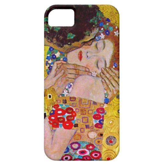 Gustav Klimt the Kiss iPhone 5 Case