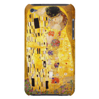 Gustav Klimt The Kiss iPod Case Barely There iPod Covers