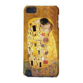 """Gustav Klimt """"The Kiss"""" iPod Touch (5th Generation) Cases"""