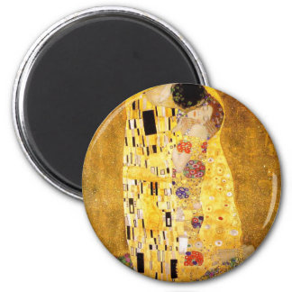 Gustav Klimt The Kiss Magnet