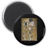Gustav Klimt The Kiss Refrigerator Magnet