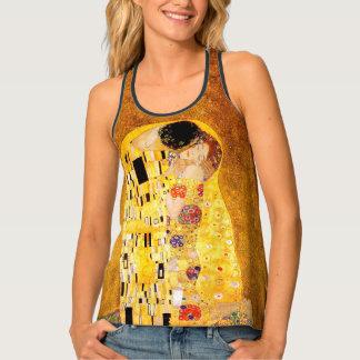 """Gustav Klimt """"The Kiss"""" Tank Top"""