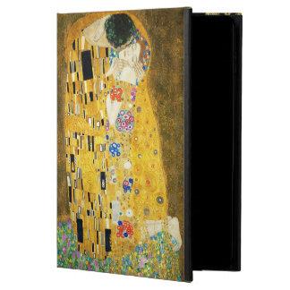 Gustav Klimt The Kiss Vintage Art Nouveau Painting