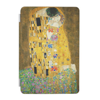 Gustav Klimt The Kiss Vintage Art Nouveau Painting iPad Mini Cover