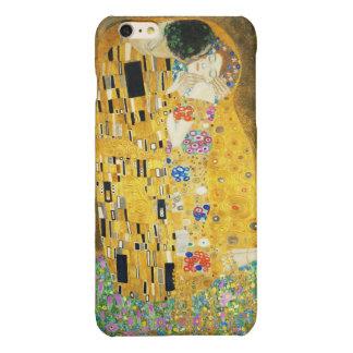 Gustav Klimt The Kiss Vintage Art Nouveau Painting iPhone 6 Plus Case