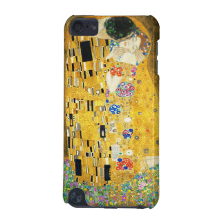 Gustav Klimt The Kiss Vintage Art Nouveau Painting iPod Touch 5G Case