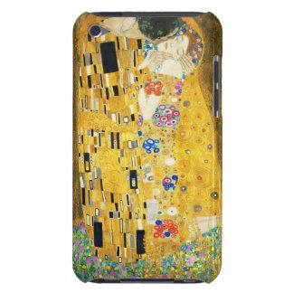 Gustav Klimt The Kiss Vintage Art Nouveau Painting iPod Touch Cover