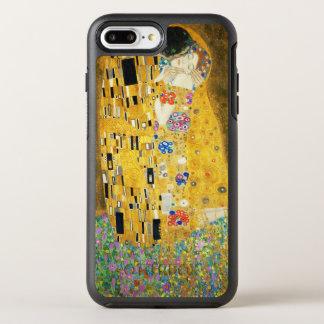 Gustav Klimt The Kiss Vintage Art Nouveau Painting OtterBox Symmetry iPhone 8 Plus/7 Plus Case