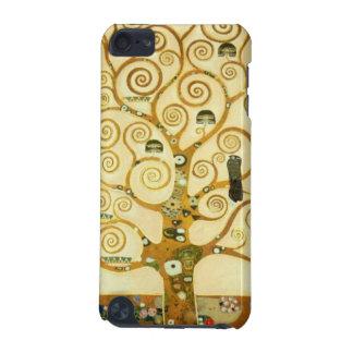 Gustav Klimt The Tree Of Life Vintage Art Nouveau iPod Touch 5G Cases