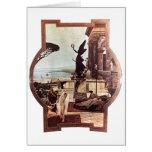 Gustav Klimt ~ Theatre von Taormina