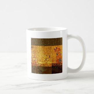Gustav Klimt Tree of Life Art Nouveau Mugs