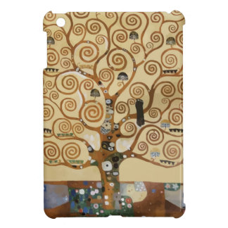 Gustav Klimt Tree Of Life Cover For The iPad Mini