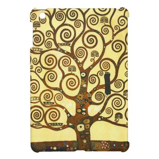 Gustav Klimt Tree of Life iPad Mini Case