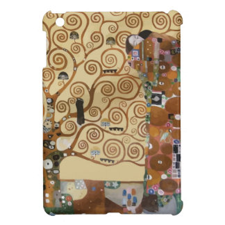 Gustav Klimt Tree Of Life iPad Mini Cases