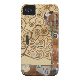 Gustav Klimt Tree Of Life iPhone 4 Case-Mate Case
