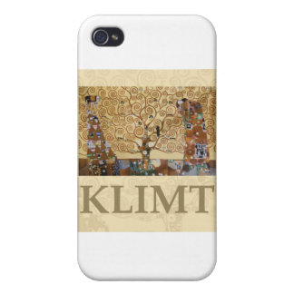 Gustav Klimt Tree Of Life iPhone 4/4S Cases